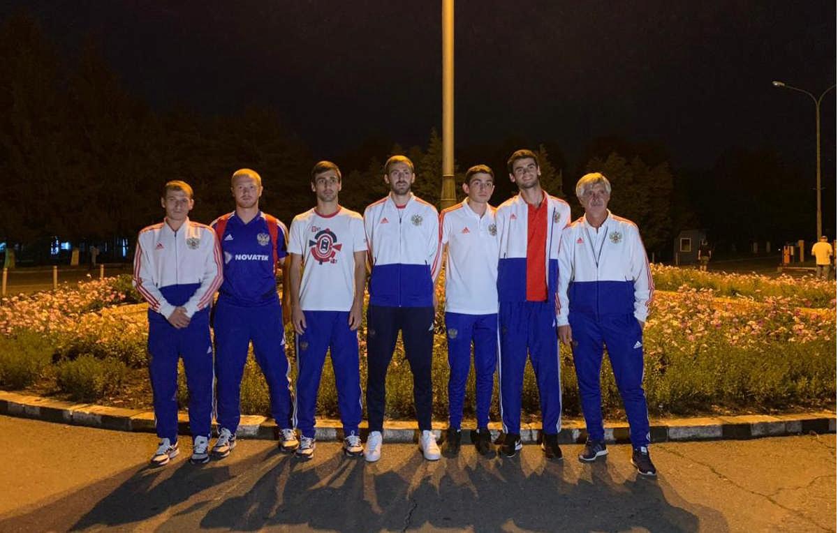 В Северной Осетии встретили триумфаторов чемпионата мира по футболу