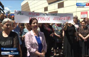 Торговцы одного из владикавказских рынков отказались устанавливать кассовые аппараты