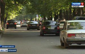 Во Владикавказе все острее чувствуется нехватка парковочных мест