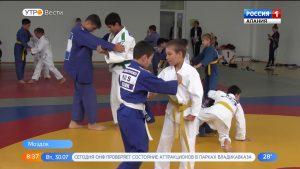 В Моздоке чествовали дзюдоистов, завоевавших награды на международных соревнованиях