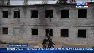 Омоновцы Северной Осетии завоевали «золото» на турнире профмастерства среди подразделений СКФО