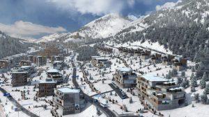 Австрийская компания разработает проект курорта Мамисон до конца 2019 года