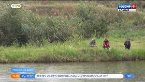 В Моздокском районе сезон рыбалки открыли традиционными соревнованиями