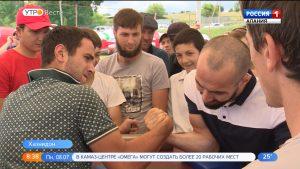 В Хазнидоне прошла Спартакиада молодежи Северного Кавказа