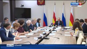 Реализацию нацпроекта «Культура» обсудили на совещании под председательством Таймураза Тускаева