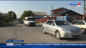 Жители поселка Заводской жалуются на состояние дорог