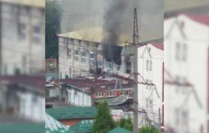 12 человек пострадали при взрыве газа в чесальном цехе Владикавказа