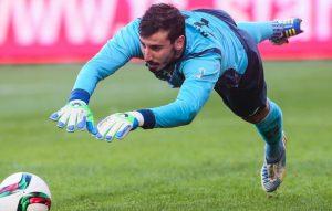 Сослан Джанаев вошел в состав сборной России по футболу на матчи отбора ЧЕ-2020