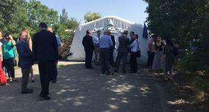 Делегация Южной Осетии покинула встречу МПРИ после отказа грузинской стороны пойти на компромисс по вопросу возведения блокпоста у села Цнелис