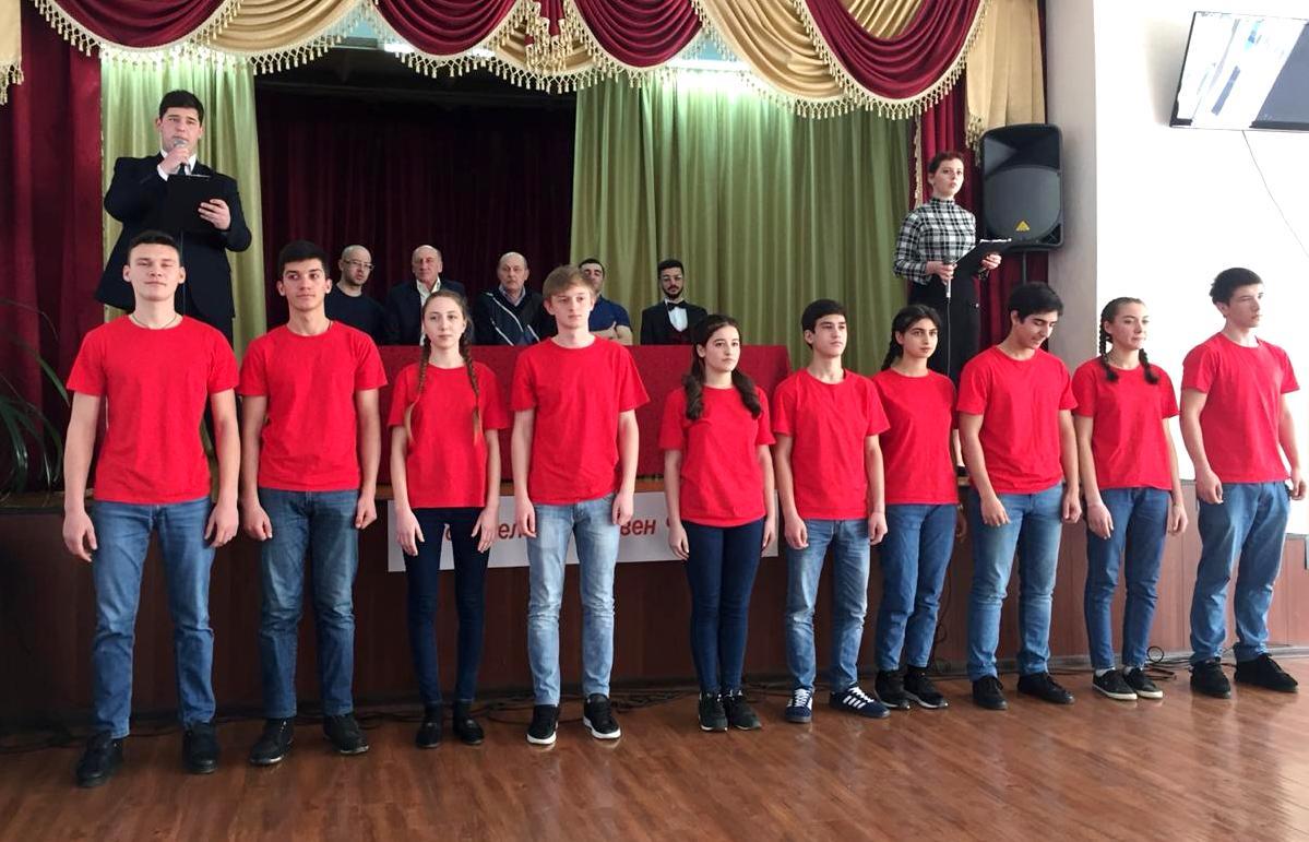 Студенты Владикавказского многопрофильного техникума – в финале  всероссийского конкурса «Команда арт-профи