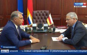 Национальные проекты позволили решить в Осетии ряд социально-экономических вопросов и охватить новые направления