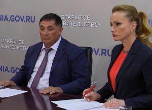 Открытое правительство. Тариэль Солиев