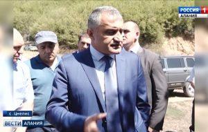 Югоосетинская сторона потребовала от Грузии в течение 12 часов убрать пост у села Цнелис