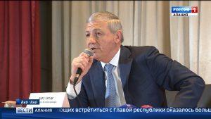 Вячеслав Битаров встретился с жителями Дур-Дура