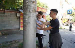 Более 150 подростков получили возможность поработать во время летних каникул во Владикавказе