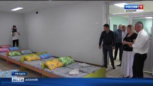 В Моздоке завершается строительство детского сада на 230 мест