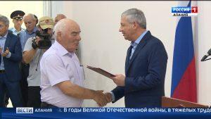 Вячеслав Битаров поздравил шахтеров бывшего Садонского свинцово-цинкового комбината с профессиональным праздником