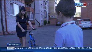 Полицейские задержали похитителей велосипедов