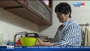 Жители Ардона жалуются на нехватку питьевой воды
