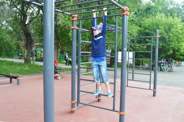 В селении Нарт началось строительство спортивной площадки