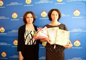 Прогимназия «Эрудит» стала лауреатом-победителем Всероссийского смотра-конкурса