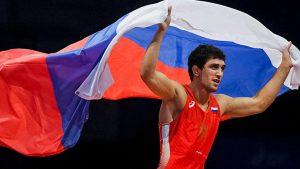 Давид Баев и Заурбек Сидаков — чемпионы мира по вольной борьбе-2019