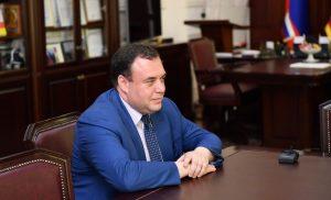 Вячеслав Битаров встретился с правозащитником Александром Бродом