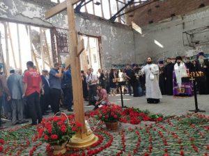 В Северной Осетии началась вахта памяти по жертвам теракта в Беслане