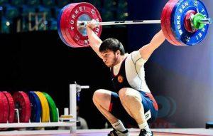 Тимур Наниев и Хетаг Хугаев вошли в состав сборной России на чемпионат мира по тяжелой атлетике