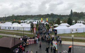 Во Владикавказе стартовали праздничные мероприятия, посвященные Дню республики и Дню города