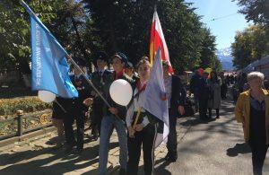 Во Владикавказе продолжаются праздничные мероприятия, посвященные Дню республики и Дню города