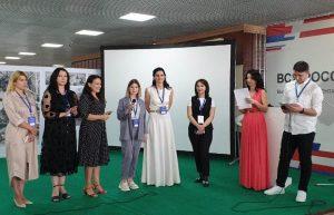 Участников журналистского форума «Вся Россия -2019» угостили осетинскими пирогами