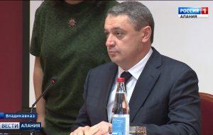 Русланбек Икаев возглавил Собрание представителей Владикавказа седьмого созыва