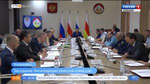 На заседании Антитеррористической комиссии во Владикавказе обсудили меры профилактики экстремизма в интернете