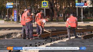 Дорожно-строительный сезон во Владикавказе выходит на финишную прямую