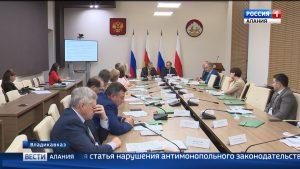 Во Владикавказе проходит семинар-совещание управлений ФАС по СКФО