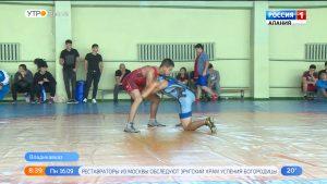 Во Владикавказе прошел турнир по греко-римской борьбе