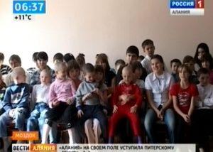 Представители Мусульманской общины Моздокского района принесли подарки в Детский дом