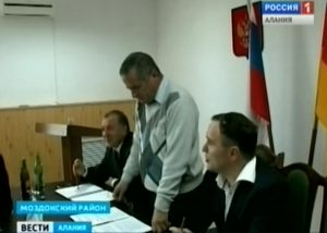 В Моздокском районе прошло совещание межведомственной рабочей группы Правительства Северной Осетии