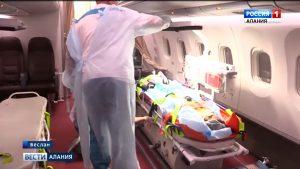 12-летнему мальчику, пострадавшему от удара током, провели в Москве операцию по восстановлению кожного покрова