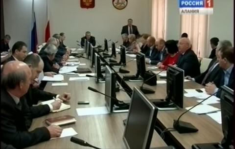 Сергей Такоев провел заседание противопаводковой комиссии