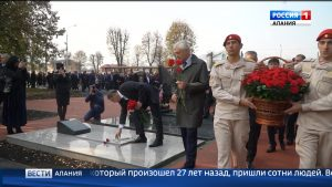 В Северной Осетии вспоминают трагические события 1992 года