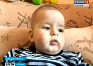 Маленький Богдан Стогниев нуждается в помощи