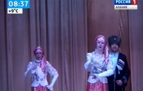 В Моздокском районе прошел смотр-конкурс на подтверждение звания «народный» и «образцовый» среди танцевальных коллективов