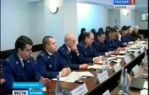 На межведомственном совещании руководителей правоохранительных органов СКФО обсудили проблему преступности на Северном Кавказе