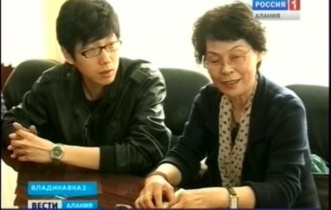 Во Владикавказ прибыли представители китайского посольства в России