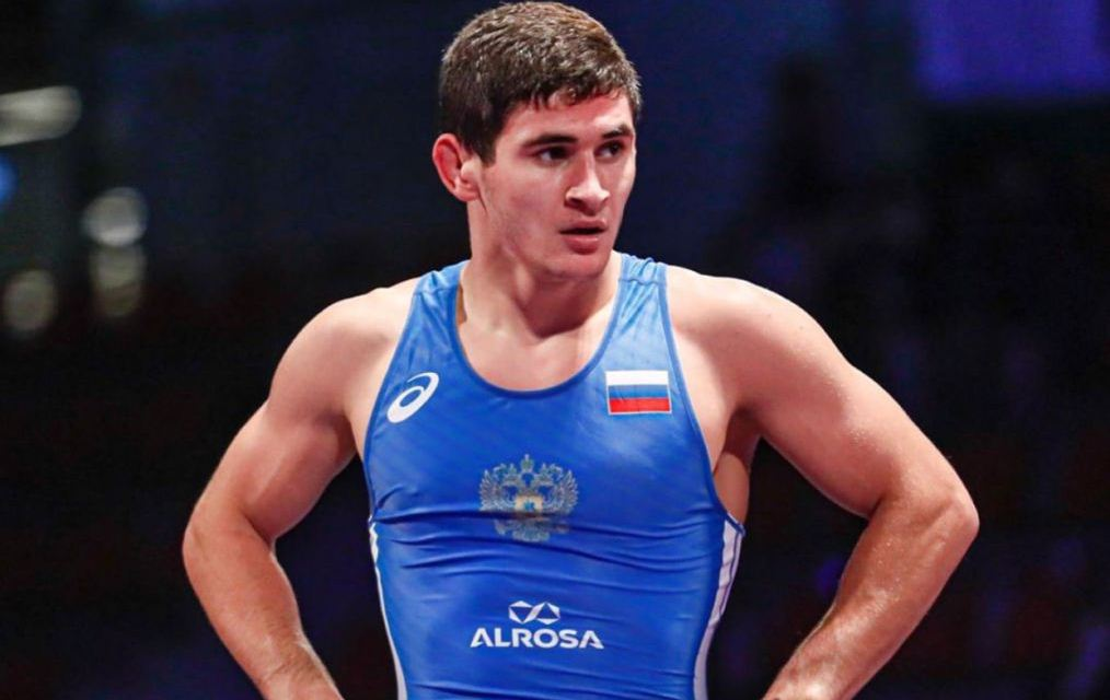 Чермен Валиев стал серебряным призером первенства мира по вольной борьбе