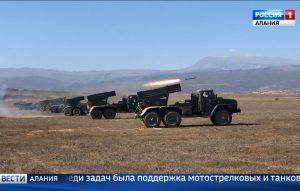 Более 8 тысяч военнослужащих провели учения с пусками ракет и боевой стрельбой