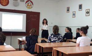 Лучшие учителя республики провели мастер-классы для школьников