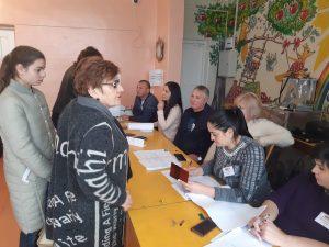 К 10:00 явка на выборах в Беслане составила 7,1%